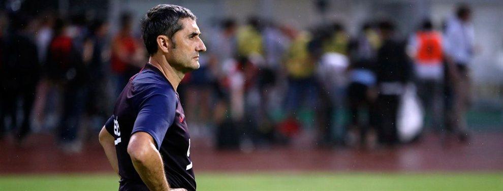 Ernesto Valverde ahora se ha replanteado la situación de Rafinha Alcántara y pretende quedárselo