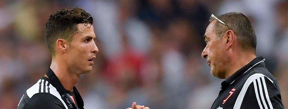 La Juventus convencida en dar un golpe sobre la mesa ya ha puesto las cartas encima y quiere llevarse a toda costa al jugador