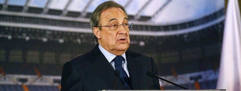 Florentino Pérez está negociando la venta de Mariano Díaz con el Milan, a cambio de 30 'kilos'