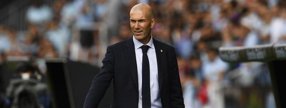 Sergio Reguilón no se mordió la lengua y disparó con bala a Zinedine Zidane, que le echó del Real Madrid