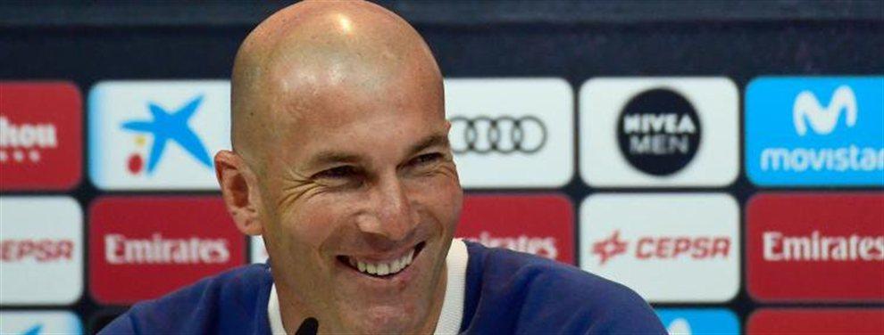 Florentino empieza a hartarse de verdad de que las peticiones que hace Zidane siempre sean tan negativas para el equipo