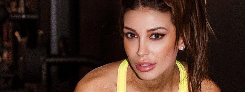 Cristina Buccino desata la locura, ¡No lleva nada! ¡Ni Kim Kardashian!: Ella y sus hermanas, las 'Kardashian de Calabria', revolucionan Italia