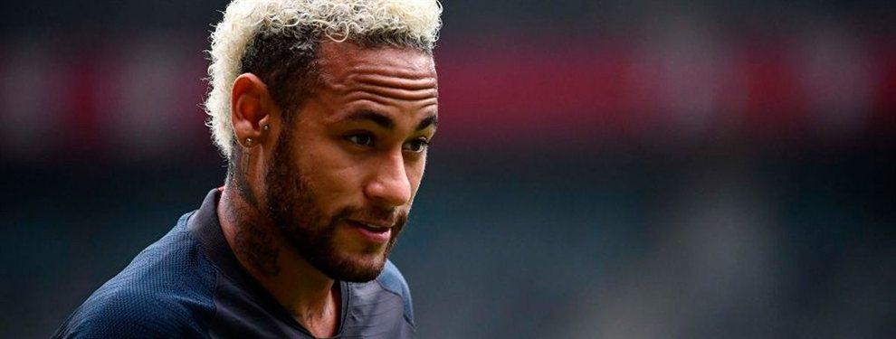 El Barcelona le realizará una última oferta al PSG para lograr repatriar a Neymar en este mercado de pases.