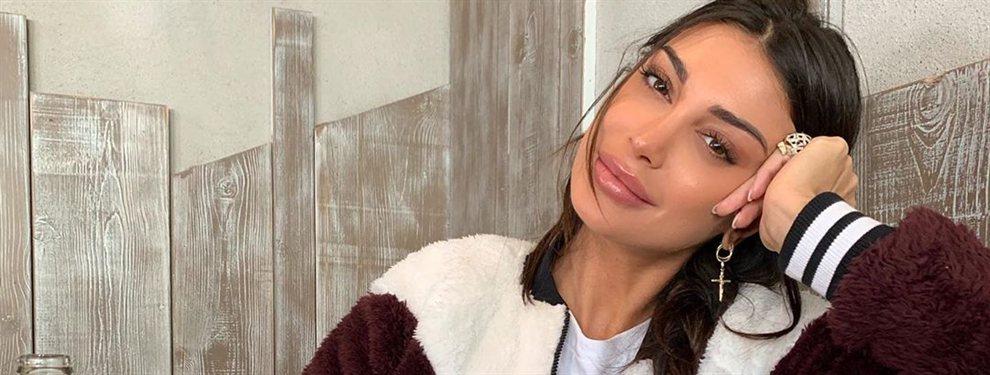Cristina Buccino sale a la calle con un vestidito y ¡se le ve todo!: La Kim Kardashian italiana atrapa a millones de seguidores por videos como este