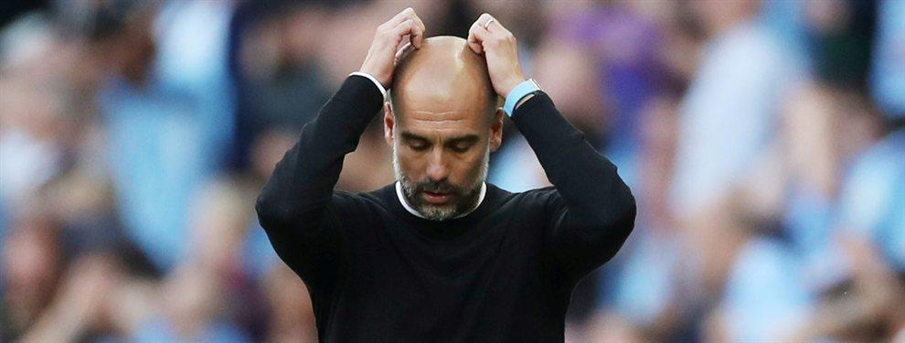 El Manchester City de Pep Guardiola se ha fijado en Samuel Umtiti para ficharle en enero