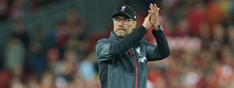Jürgen Klopp expresó su deseo de retirarse en pocos años, por lo que Florentino Pérez se quedaría sin sueño