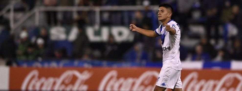 Thiago Almada no renovaría su contrato con Vélez y en Boca se encuentran a la espera.
