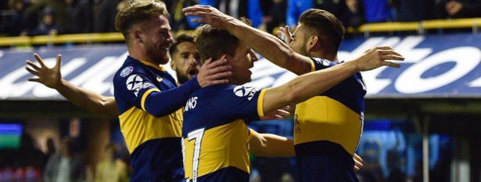 Boca visita a la Liga de Quito por la ida de los cuartos de final de la Copa Libertadores.