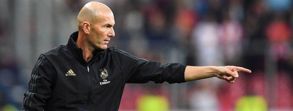 Zinedine Zidane ha pedido la llegada de Paul Pogba al Real Madrid, al precio que haga falta