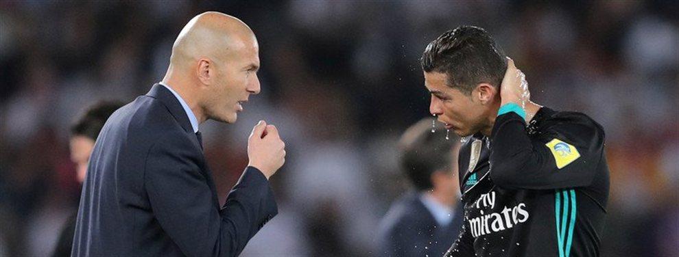 Cristiano Ronaldo raja (y de lo lindo) de su ex equipo: y se mete también a opinar sobre un posible fichaje del Real Madrid