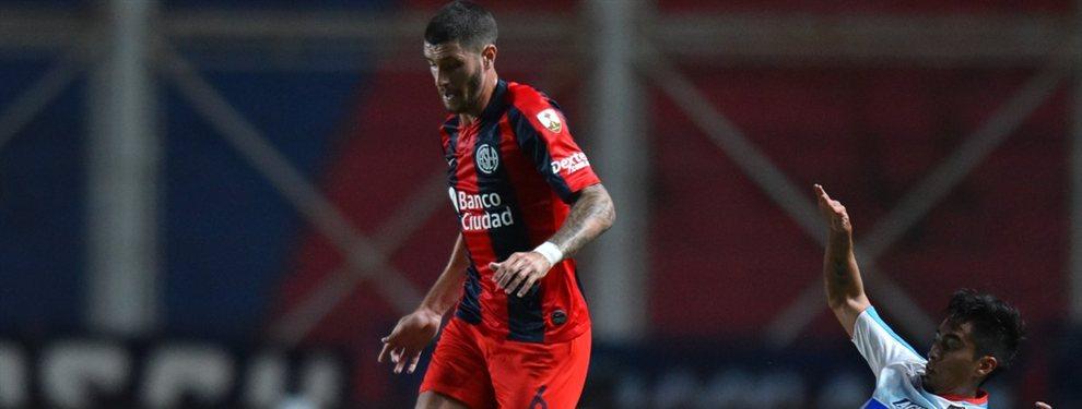 El Feyenoord de Holanda le realizó una oferta formal a San Lorenzo para adquirir el pase de Marcos Senesi.