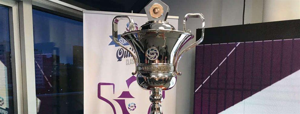 Así se jugará la cuarta fecha de la Superliga: programación, árbitros y televisaciones.