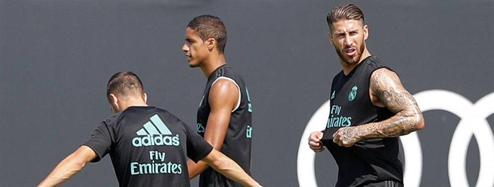 Keylor Navas no quiere escuchar las súplicas de Zinedine Zidane y se marchará de todos modos