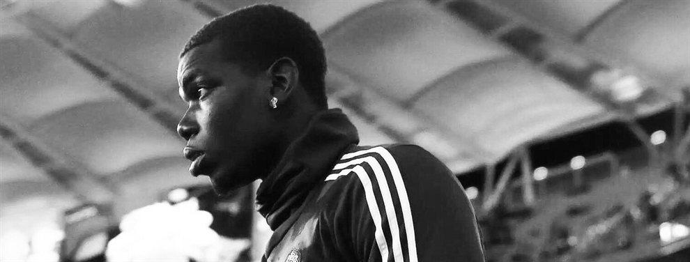 Paul Pogba ya parece resignado a pasar otra temporada más en Manchester y ha dado el ok al último fichaje del equipo mancuniano