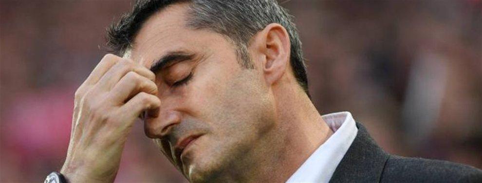 El entrenador del Fútbol Club Barcelona insiste en que no hay que desprenderse del jugador