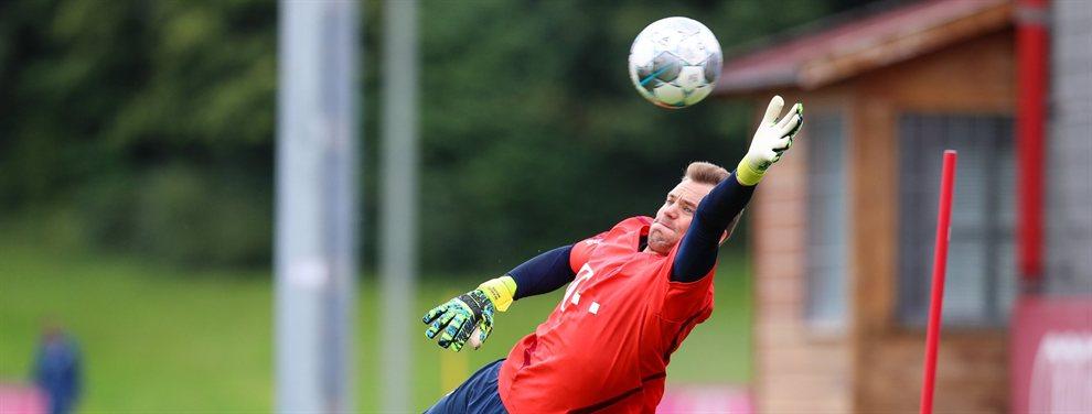 Niko Kovac rompe la Bundesliga, ya tiene al sustituto de Manuel Neuer: es una de las grandes promesas de Europa, y el Bayern de Múnich quiere cerrarlo