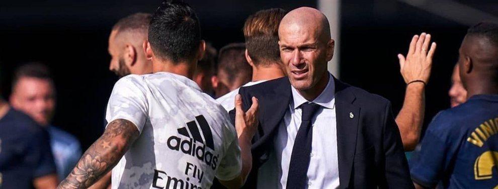 Zinedine Zidane pide dos fichajes antes de que acabe el mercado: el de Paul Pogba y el de Milan Skriniar