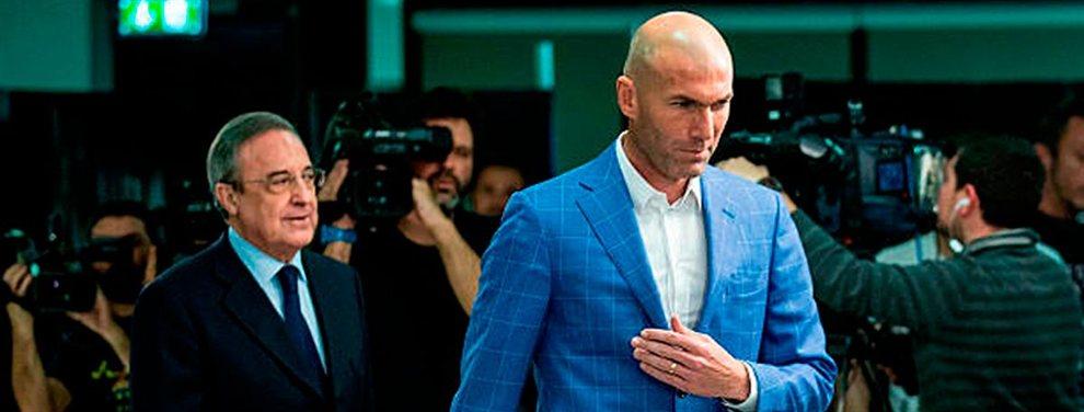 Zinedine Zidane no quiere a Paul Dybala en el equipo, por más que Florentino Pérez lo tenga cerrado