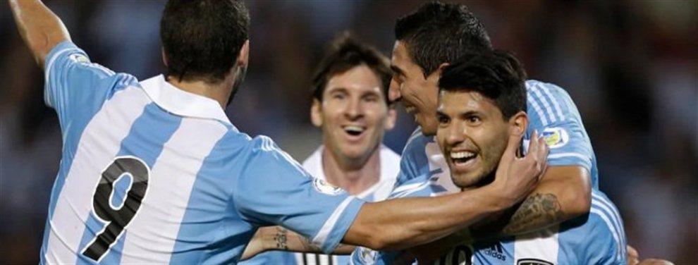 Leo Messi puede enfadarse por el no fichaje de Neymar y el equipo catalán ya trabaja en alternativas para contentarle