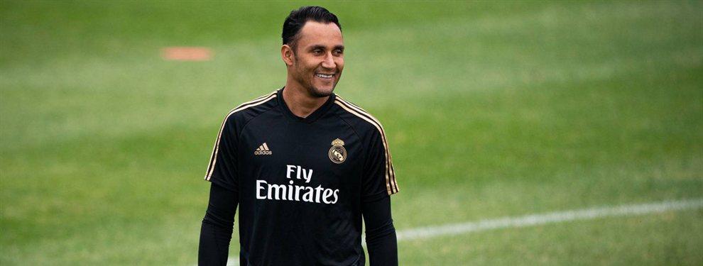 Uno de los arqueros más infravalorados de la historia del fútbol juega en el Real Madrid y se llama Keylor Navas.