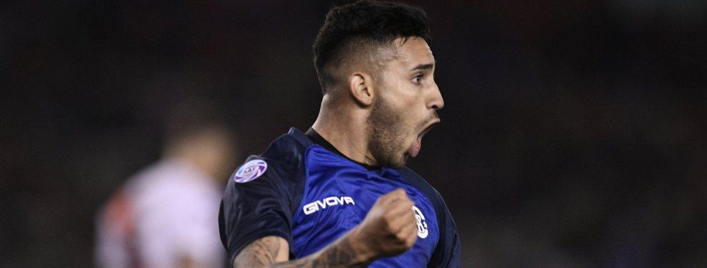 Talleres de Córdoba derrotó 1-0 a River y, luego de 29 años, se llevó los tres puntos del Monumental.
