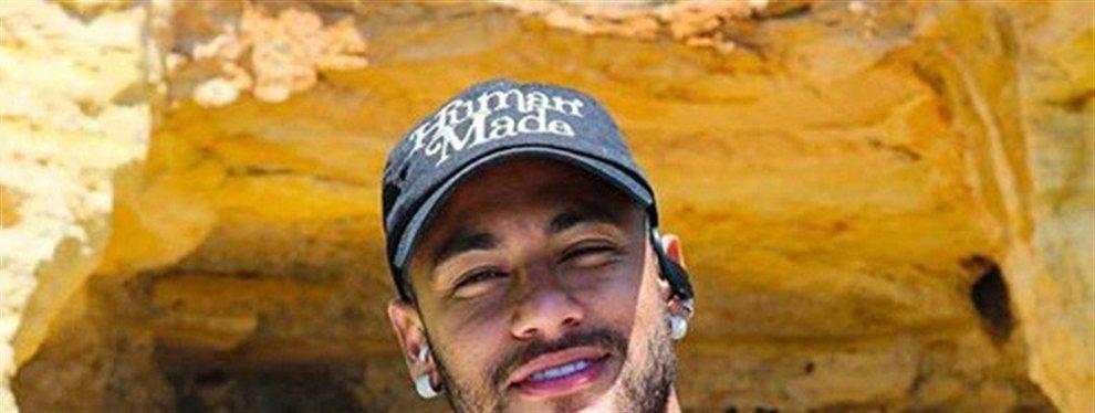 Neymar Junior mandó un mensaje al Barcelona que puede cambiar toda la historia sobre su fichaje