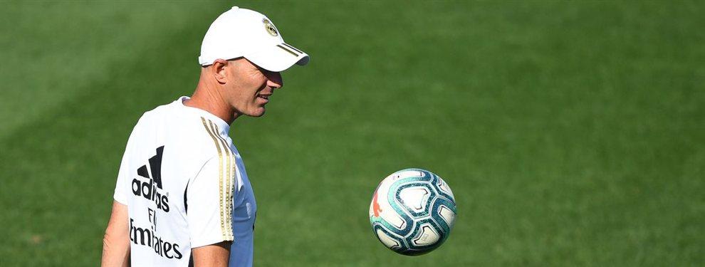 Zinedine Zidane comienza a estar discutido y José Mourinho ya se ha ofrecido para entrenar al Real Madrid