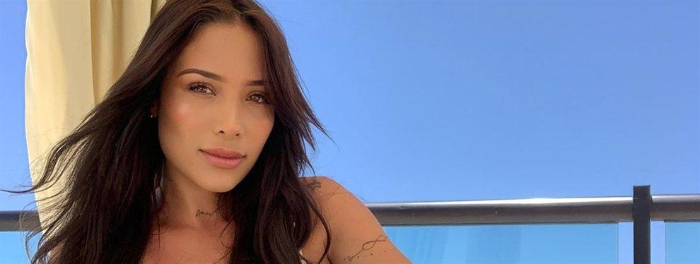 Luisa Fernanda W imita a Shakira ¡en bikini! ¡y Pipe Bueno enloquece!: La youtuber nos sorprende con un baile muy, muy subido de temperatura