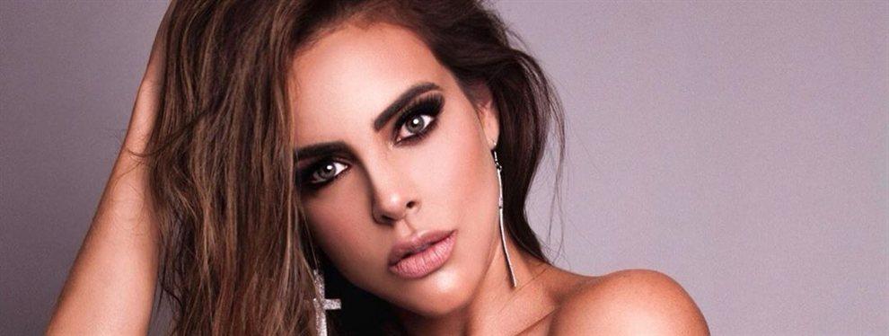 El exceso de músculos en las piernas de la modelo Sara Corrales ha dividido la opinión sobre su cuerpo.