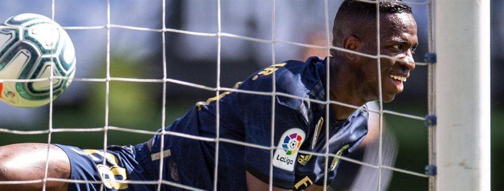 El jugador no aguantaba más a Zidane y se ha ido de Madrid cansado de esperar la oportunidad