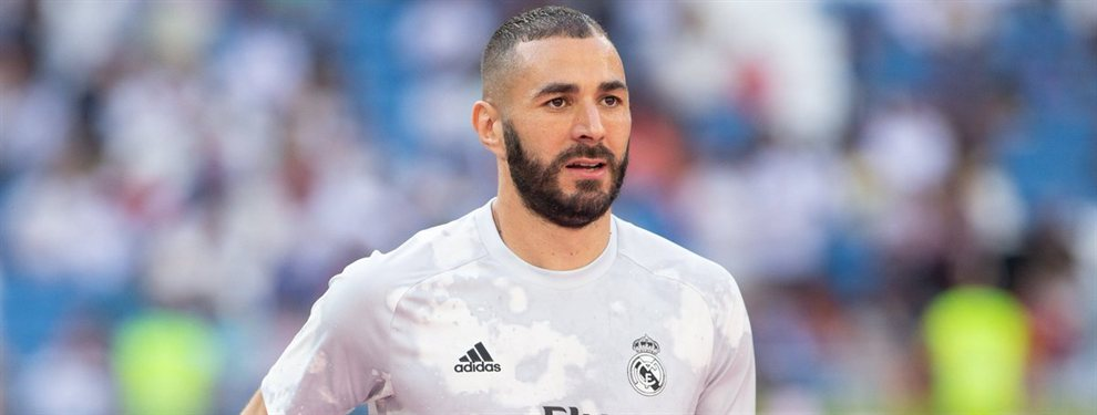 Florentino Pérez tiene en mente al sustituto de Karim Benzema a largo plazo: Mauro Icardi