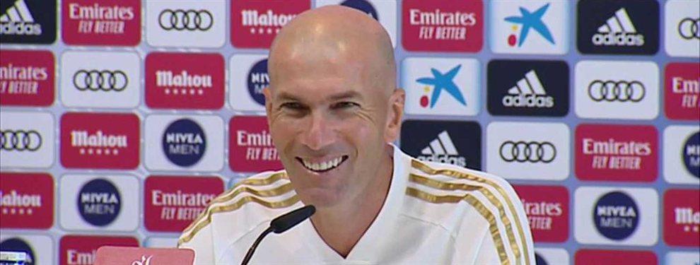 Zinedine Zidane ha alcanzado un acuerdo con Paul Pogba para que llegue en invierno
