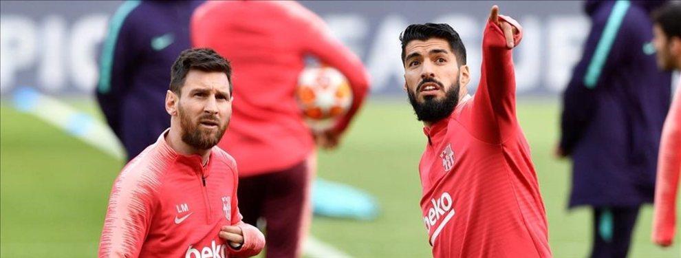 Moussa Wagué y Jean-Clair Todibo no soportan a Leo Messi y Luis Suárez y quieren salir