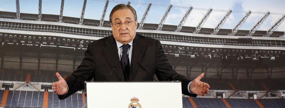 Florentino Pérez está guardando 200 millones de euros para ir a por Kylian Mbappé el verano que viene