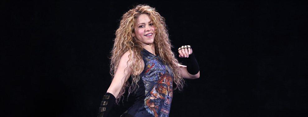 Shakira metió la pata hasta el fondo con una fotografía en la que se pasó con el Photoshop