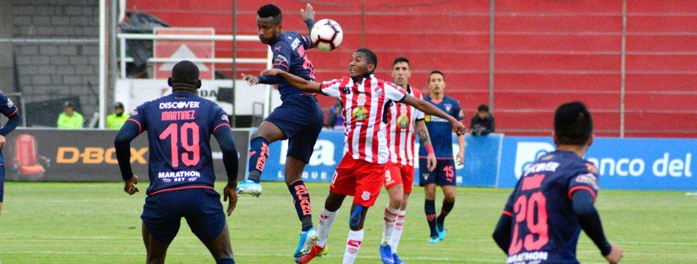 Liga de Quito y Cerro Porteño disputaron sus últimos compromisos antes de jugar por la Copa Libertadores con Boca y River.