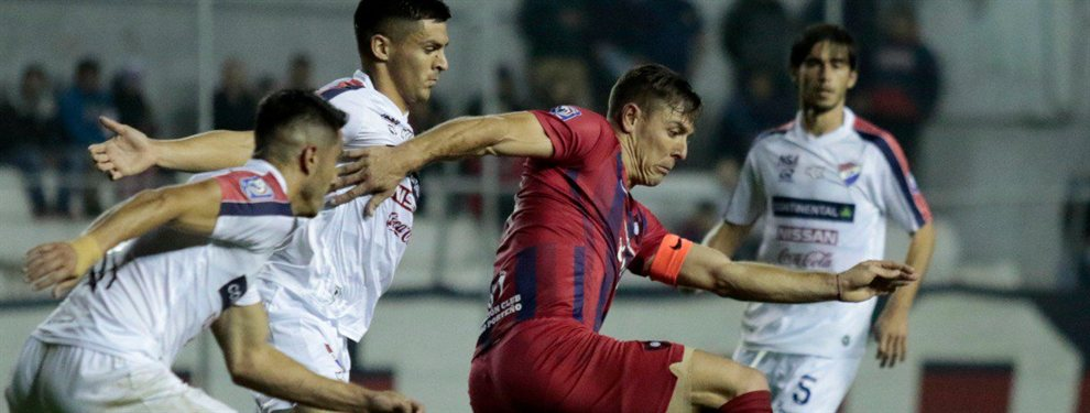 Con suplentes, Cerro Porteño igualó 1 a 1 frente a Nacional antes de recibir a River.