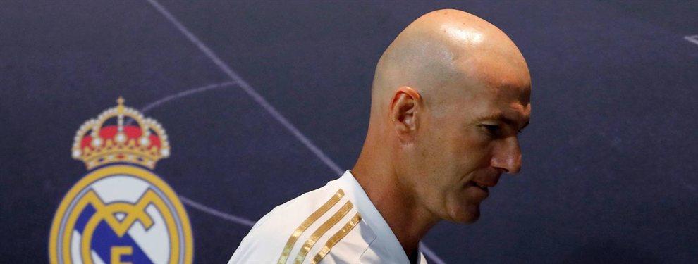 Zinedine Zidane ha vetado a Donny Van de Beek, Bruno Fernandes y Christian Eriksen y ha pedido centrarse en Paul Pogba