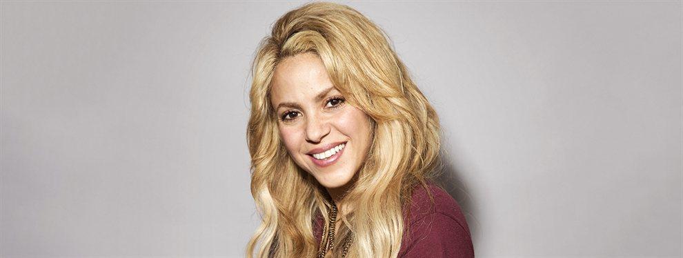Shakira fue noticia por una imagen antigua en la que aparece posando de manera muy atrevida
