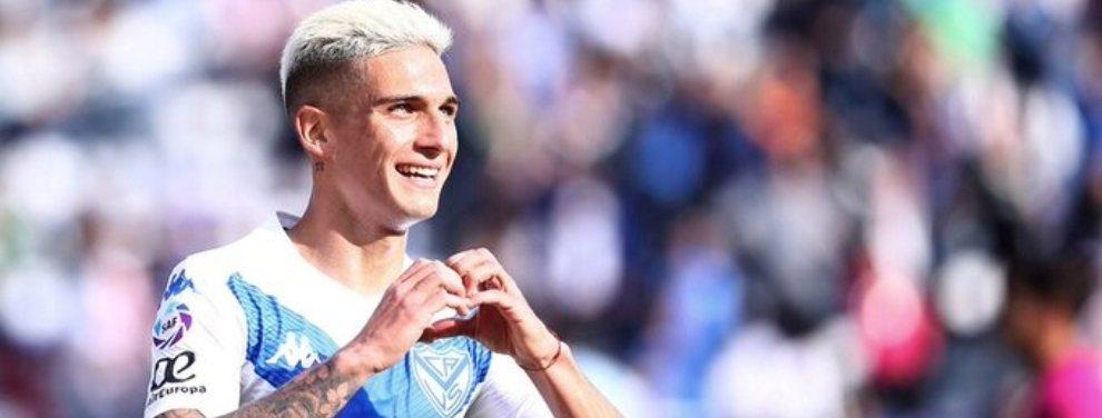 El Bologna de Italia le realizó a Vélez una oferta de casi 10 millones de euros para obtener los servicios de Nico Domínguez.