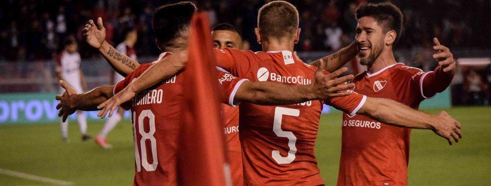 Independiente y Patronato se enfrentan por los dieciseisavos de final de la Copa Argentina.