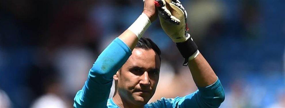 El portero de Costa Rica ha puesto más facilidades para que su fichaje por el PSG se dé cuanto antes
