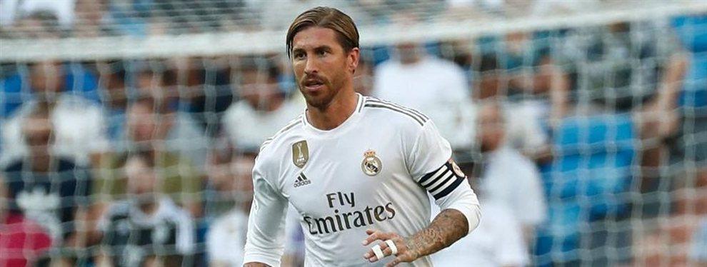 Sergio Ramos, junto a otros jugadores, ha señalado a Gregory Dupont como responsables de las lesiones