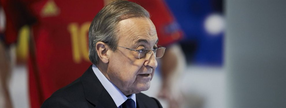 Nuevo culebrón: ¡Se destapa el nombre bomba que prepara Florentino Pérez!