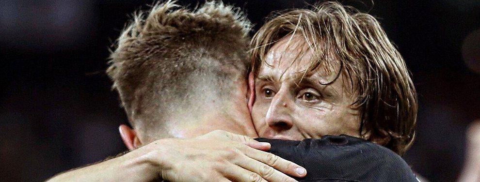 El jugador sabe que no cuenta más para Valverde y no ve con malos ojos ir al máximo rival