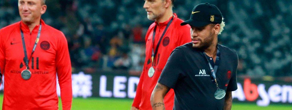 El Real Madrid parece haber descartado definitivamente a Neymar Junior por diversas razones