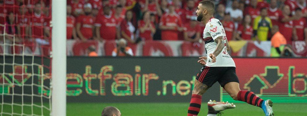 Luego de ganar por 2-0 en la ida, Flamengo empató 1-1 con Inter en Porto Alegre y avanzó a la semifinal de la Copa Libertadores.