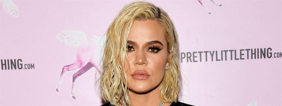 Khloe Kardashian está mejor que nunca y presuma de cuerpo cada vez que puede, como en esta ocasión