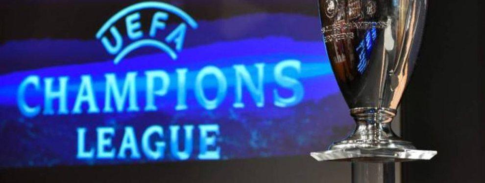 Florentino Pérez emocionado de luchar con el PSG de Kylian Mbappé y Leo Messi tendrá los obstáculos del Borussia Dortmund, Inter de Milán y Slavia de Praga