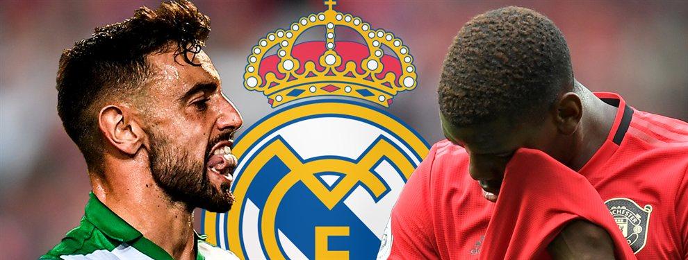 Zinedine Zidane no quiere a Bruno Fernandes y prefiere a Kai Havertz para refozar el centro del campo